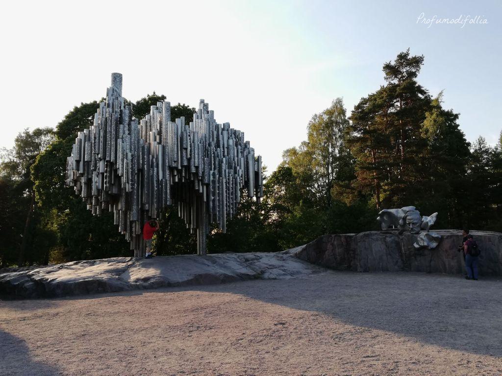 Parco Sibelius e il Passio Musicae