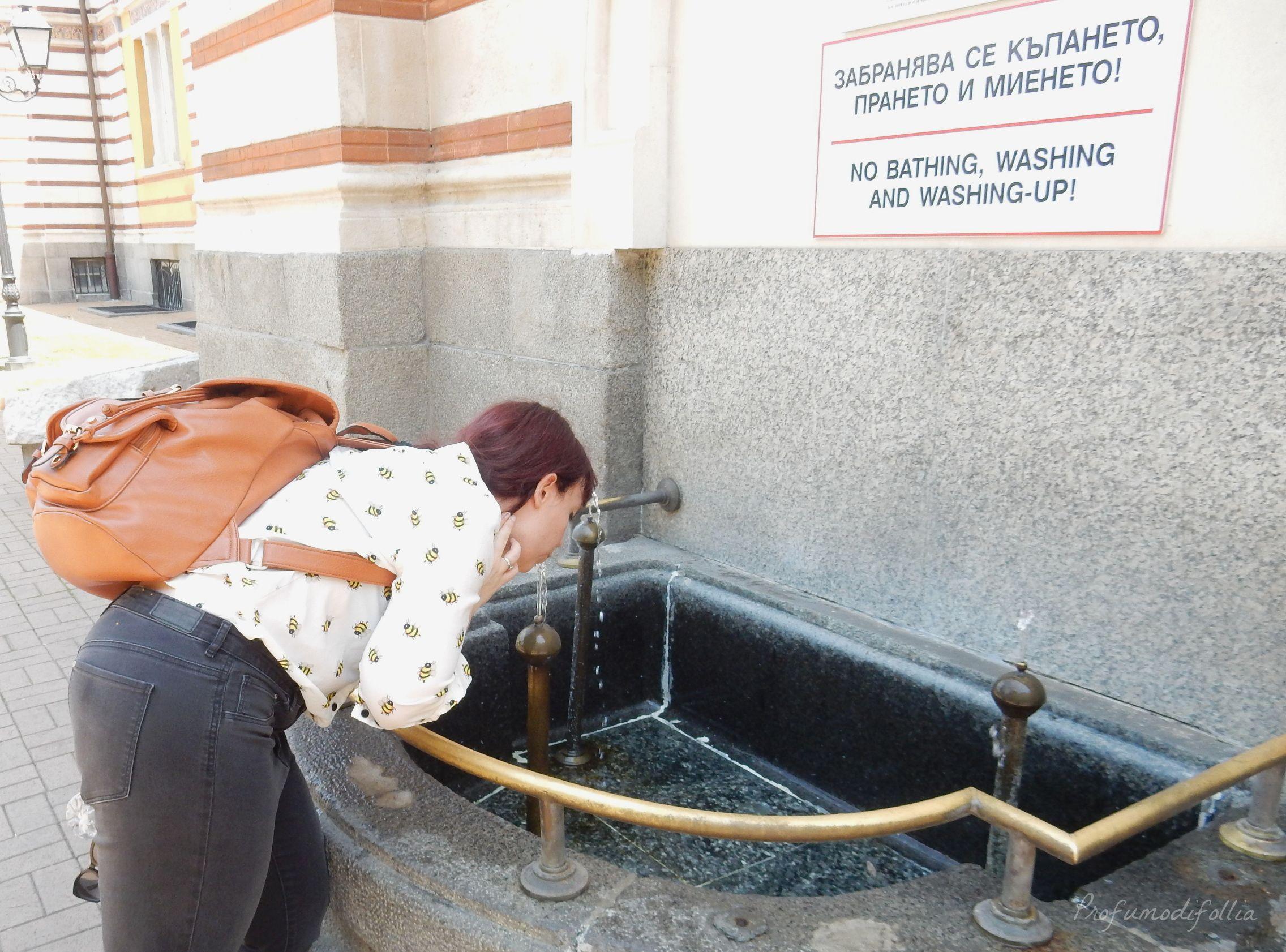 Bagni Termali Sofia : Le mie ore a sofia sirene moschee e graffiti profumo di