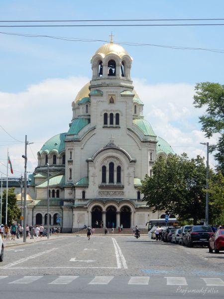 Cattedrale Aleksandr Nevskij Sofia
