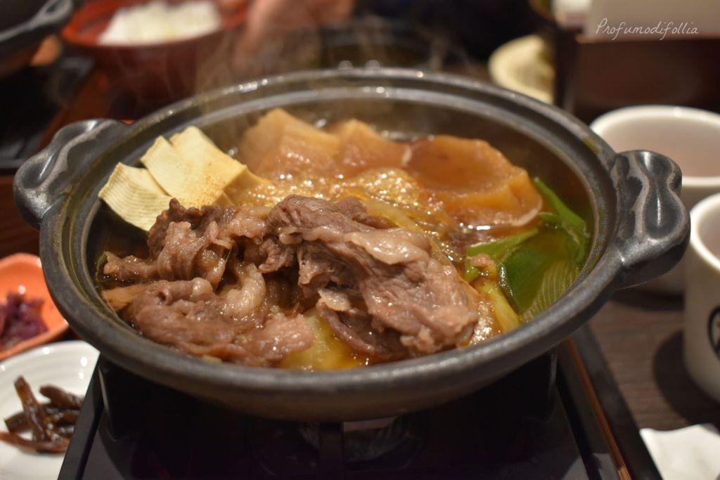 Visita ad Arashiyama: sukiyaki in primo piano