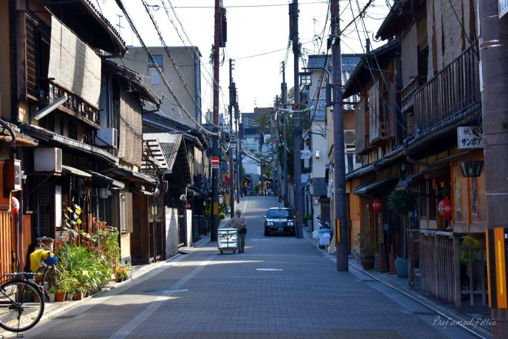 Alla scoperta di Kyoto, diario di viaggio - Gion, a Kyoto