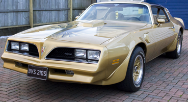1978 Gold Edition Trans AM
