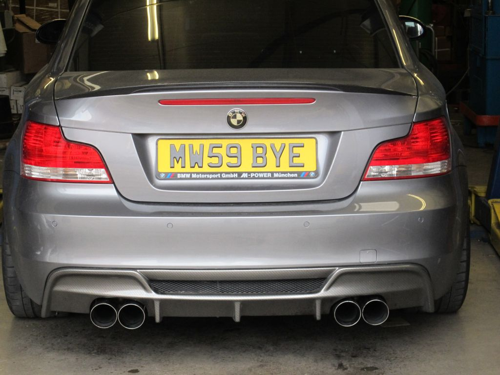 gallery milltek coup exhaust series cfm bmw cabriolet products and
