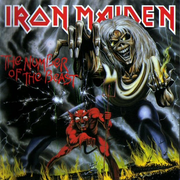 review special iron maiden 39 s the number of the beast prog sphere. Black Bedroom Furniture Sets. Home Design Ideas