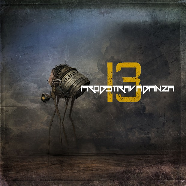 Progstravaganza 13 (artwork by Chris van der Linden)