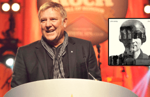"Alex Lifeson to guest on John Wesley's album ""Disconnect"""