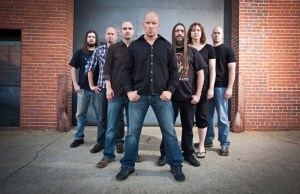 While Heaven Wept begin recording the new album