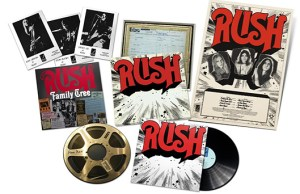 Rush - ReDISCovered
