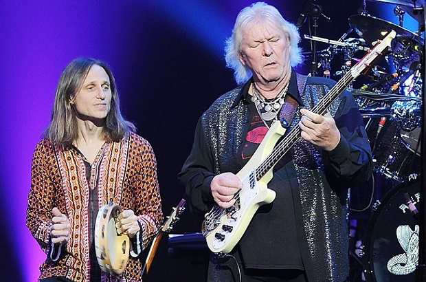 John Davison & Chris Squire