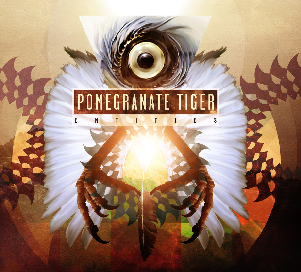 Pomegranate Tiger - Entities