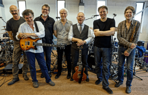 King Crimson in 2014