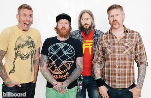 "Mastodon cracks U.S. Top 10 with their new album ""Once More 'Round the Sun"""