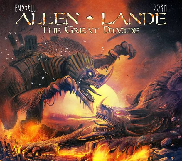 Allen-Lande - The Great Divide