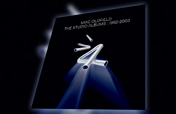 Mike Oldfield - The Studio Albums: 1992-2003