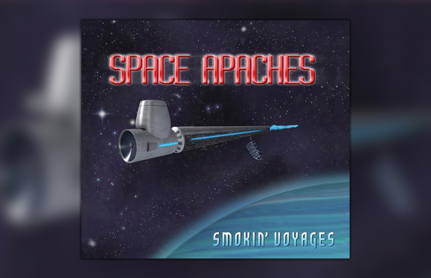 Space Apaches - Smokin Voyages