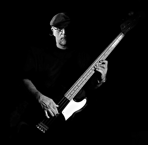 Bassist Barry Meehan
