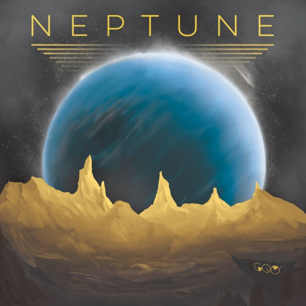Gone Quite Mad - Neptune