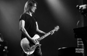 Steven Wilson at the Roseland Theatre in Portland on November 3, 2016