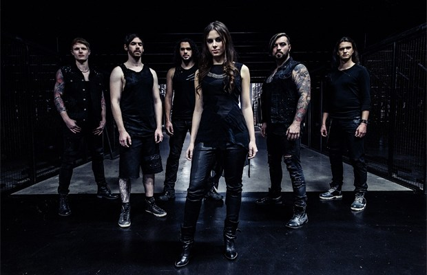 "BEYOND THE BLACK Launch Video for ""Lost in Forever"""