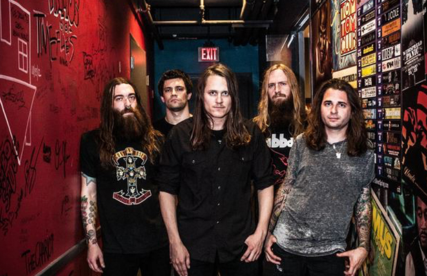 "DARKEST HOUR Launch ""Timeless Numbers"" Off of New Album"