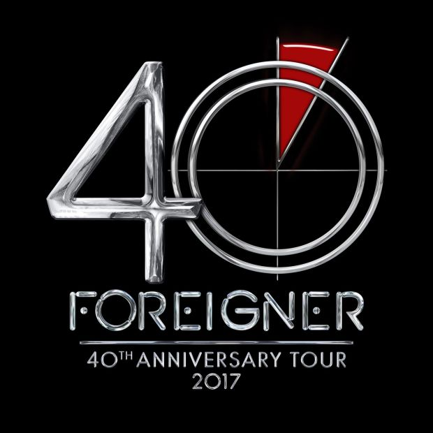 Foreigner - 40th Anniversary Tour