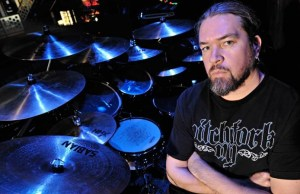 Video: MESHUGGAH's TOMAS HAAKE Shows His Live Rig