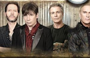 "MR. BIG Recording New Album ""Defying Gravity"""