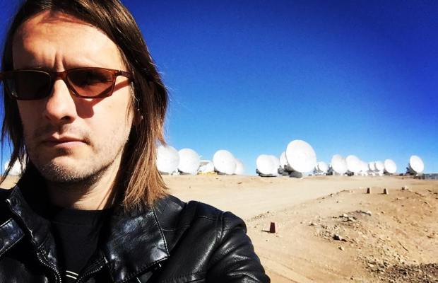 STEVEN WILSON Shooting Video for Song From Upcoming Album