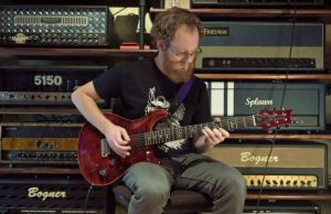 IN THE PRESENCE OF WOLVES Reveal Guitar Playthrough Video