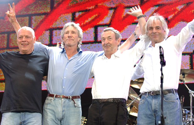 "On This Day: PINK FLOYD Reunited for ""Live 8"" For One Last Time"