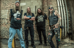 SAINT VITUS Kick Off European Tour