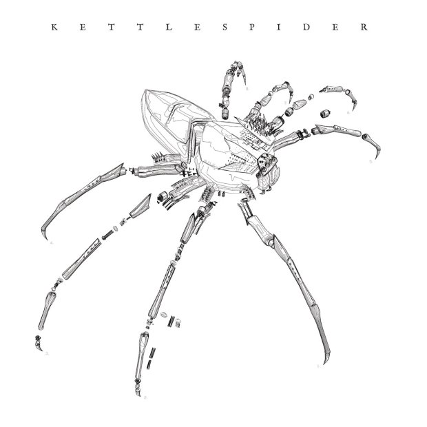 Kettlespider artwork