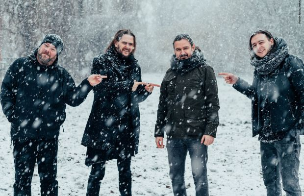 RIVERSIDE Are a Quartet Once Again; European Tour Starts Later This Month