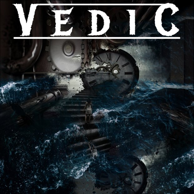 Vedic album art
