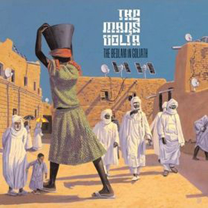 MARS VOLTA, THE The Bedlam In Goliath progressive rock album and reviews