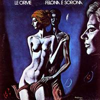 ORME, LE Felona E Sorona progressive rock album and reviews