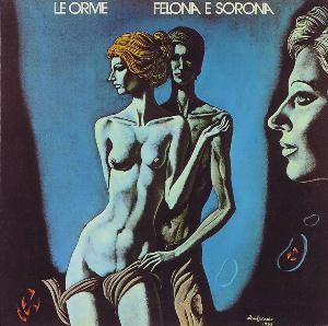 Le Orme Felona E Sorona album cover