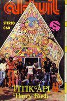 HARRY ROESLI Titik Api progressive rock album and reviews