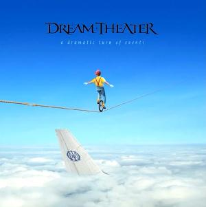 Dream Theater A Dramatic Turn Of Events album cover