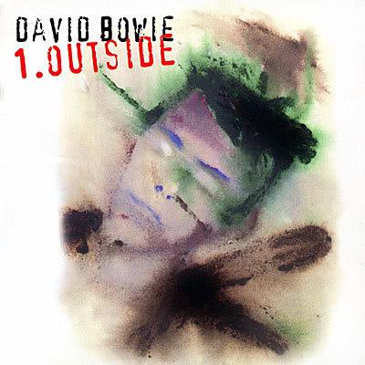 "David Bowie ""Outside"""