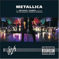 METALLICA S & M  progressive rock album and reviews