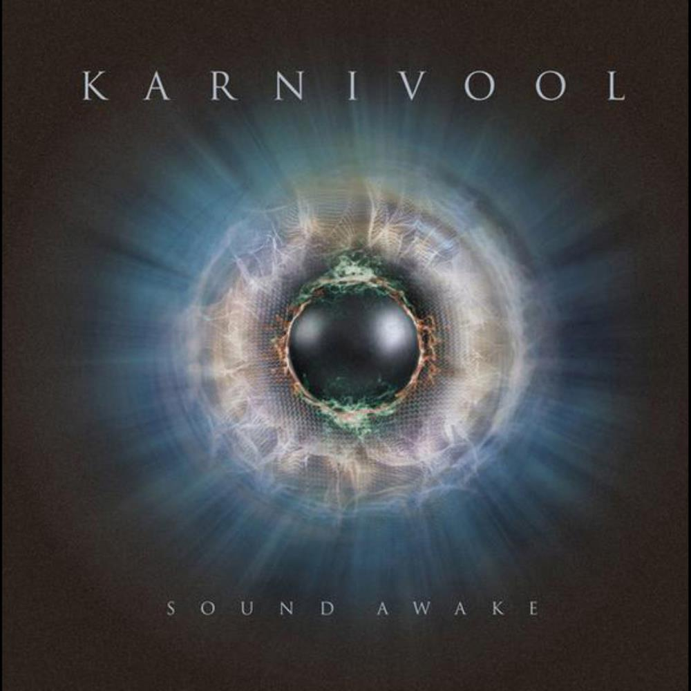 Image result for Karnivool sound awake album cover