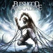 Agony by FLESHGOD APOCALYPSE album cover