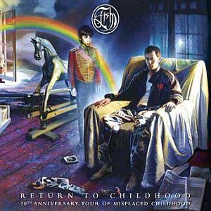 Fish Return to Childhood  album cover