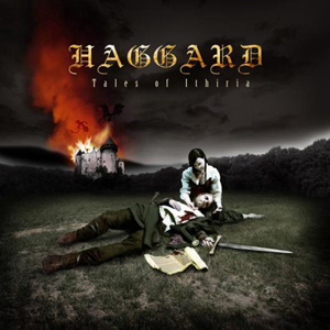 Tales Of Ithiria by HAGGARD album cover