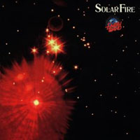 Manfred Mann's Earth Band Solar Fire album cover