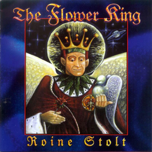 Roine StoltThe Flower King  album cover