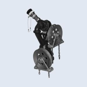 REMOTE-CHAIN-WHEEL-OPERATED-MONITOR