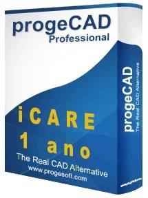 caixa progecad icare