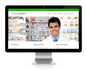 SitoWeb Farmacia Mandanici